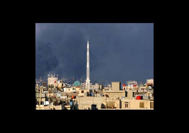 Suriye'de Kimyasal Endişesi