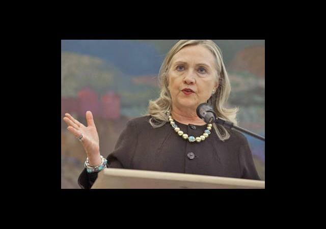 Clinton'dan Bozulan Ateşkes Açıklaması