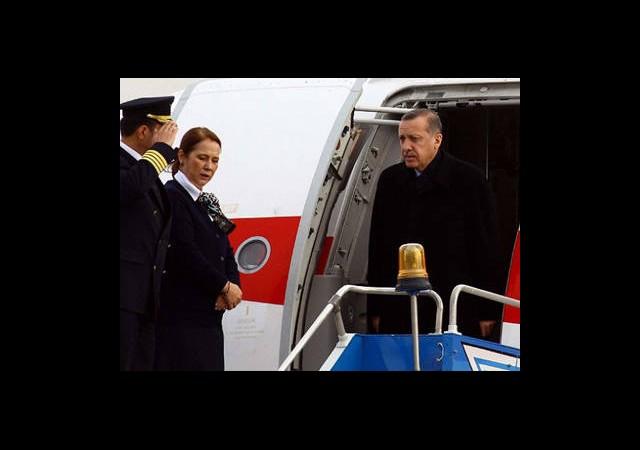 Erdoğan'dan 'Yatırım' Ziyareti