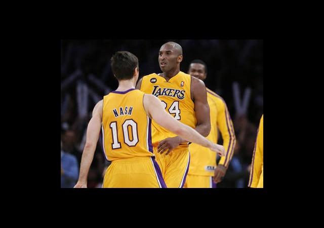 Lakers Raptors Engelini de Geçti