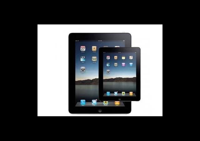 Mini iPad'in Ekranları Yola Çıktı!