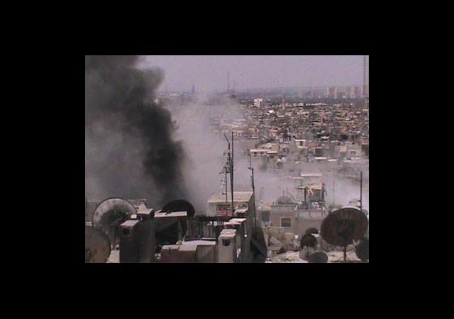 Suriye'de Katliam Sürüyor