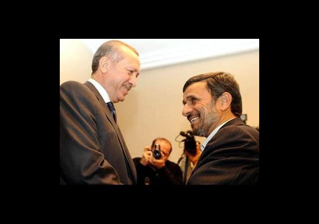 Erdoğan Ahmedinejad ile Görmesi Sona Erdi