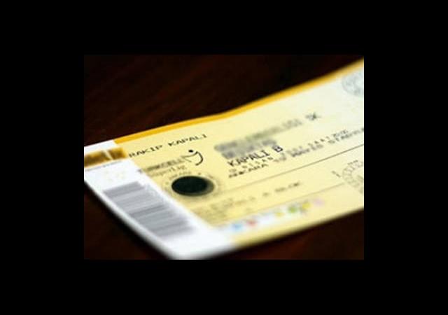 Sahte Bilete Dikkat
