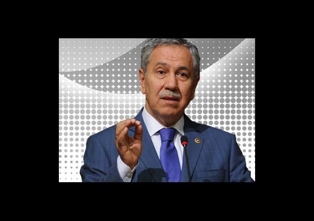 Bülent Arınç'tan BDP'ye Sert Açıklama