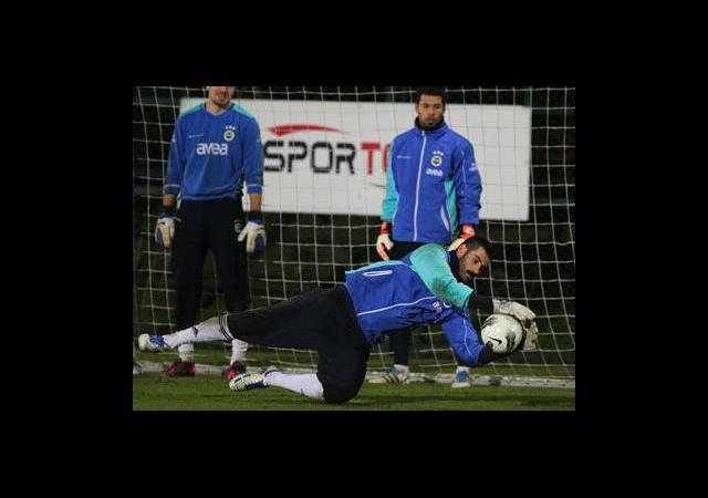 Fenerbahçe'de Samsunspor Hazırlıkları
