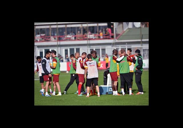 Galatasaray'da Braga Kadrosu Belli Oldu