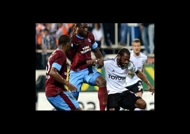 Trabzonspor İle Beşiktaş 116. Randevuda