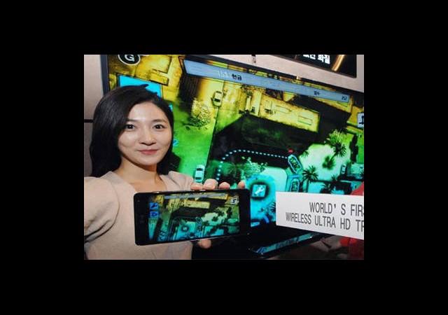 MWC 2013: LG'den Ultra HD Alanında Bir İlk