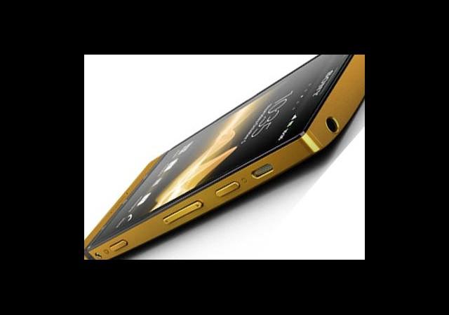 Sony'nin Yeni Projesi 'Altın Xperia'