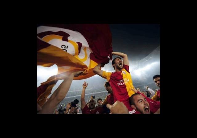 Almanya'da Galatasaray'ın Şampiyonluğu Kutlandı