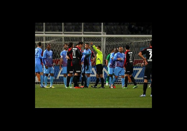 Trabzonspor ile Gençlerbirliği 58. Randevuda