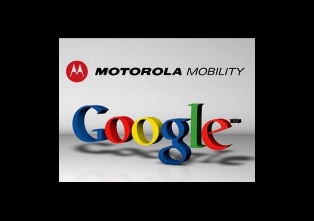 Google, Motorola'yı Satın Alıyor!