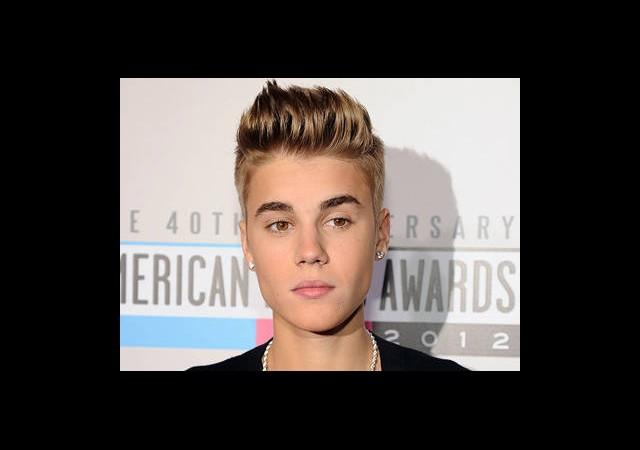 Yine Justin Bieber Yine Olay