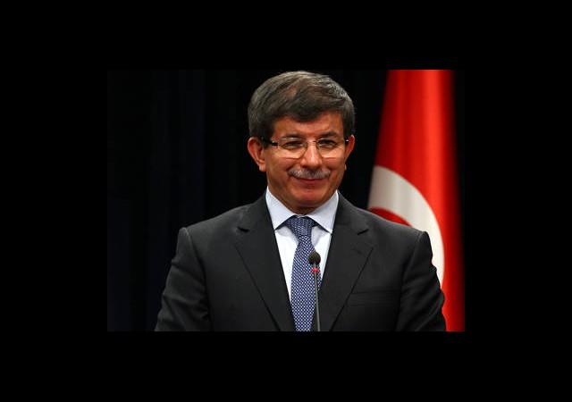 Davutoğlu Suriyeli Kürtlerle Görüştü