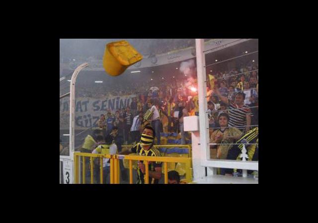PFDK Fenerbahçe'ye Ceza Yağdırdı