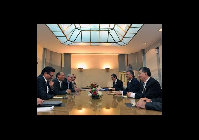 İslam dünyasının liderleri toplandı