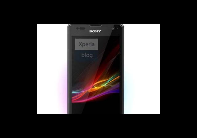 Sony Xperia Z'ye Kardeş Geliyor