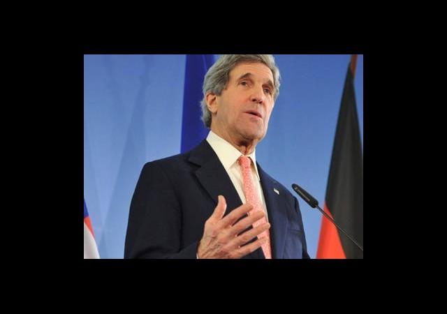 Kerry: Çözüm Sürecini Destekliyoruz