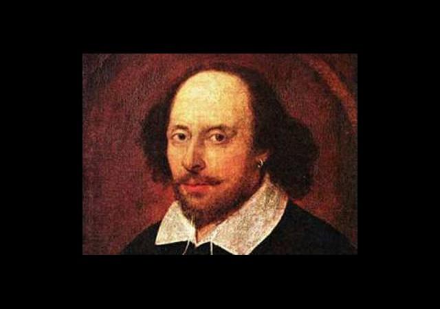 Shakespeare 'Acımasız' Bir iş Adamıymış