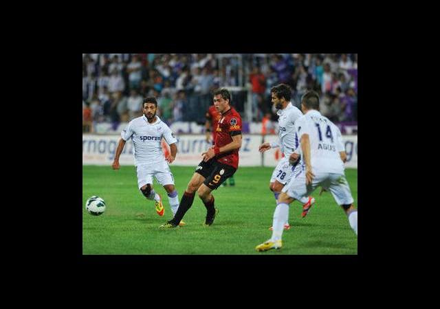 Galatasaray İstanbul'da Kaybetmiyor