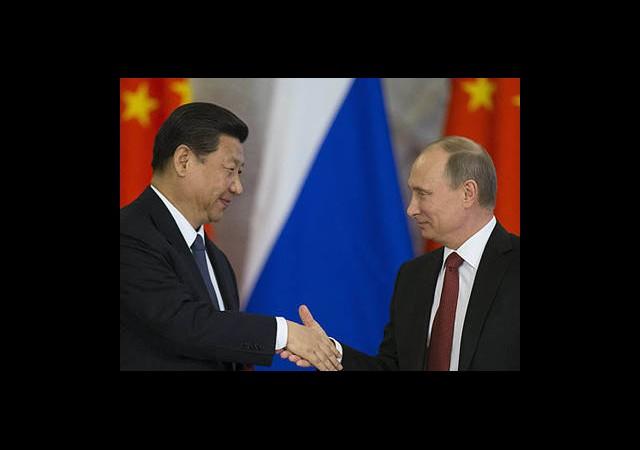 Çin ve Rusya'dan İşbirliği Atağı