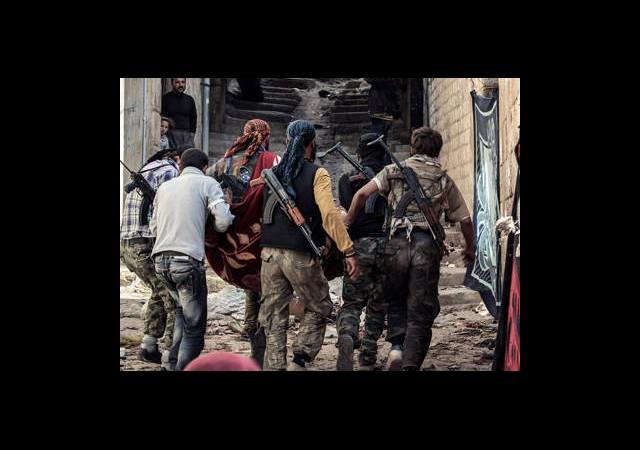 "İran'dan ""Suriye"" Atağı"
