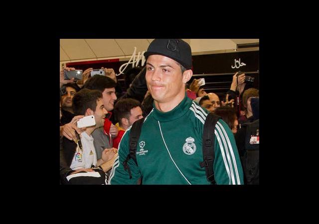 Okul Çocuğu Ronaldo
