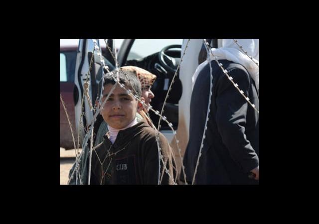 Suriyelilerin ''Sınırlı'' Yaşamı