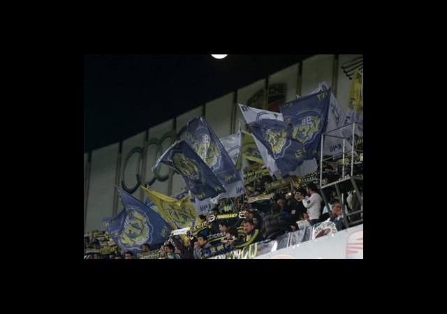 Fenerbahçe Taraftarıyla Barıştı