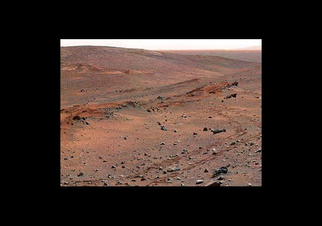 Mars'ta Su Arayışı