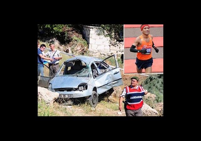 Milli Atletler Kaza Yaptı 2 Kişi Hayatını Kaybetti