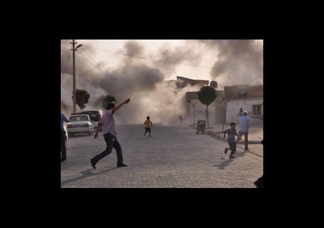 Suriye'ye Misilleme!