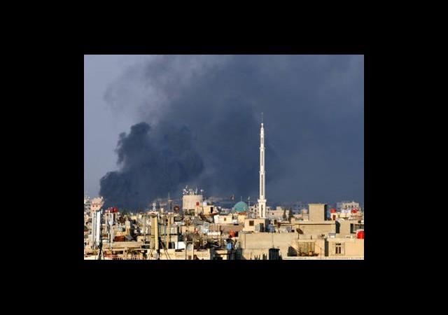 Korkunç İddia: Esad Kimyasal Silah Kullanıyor