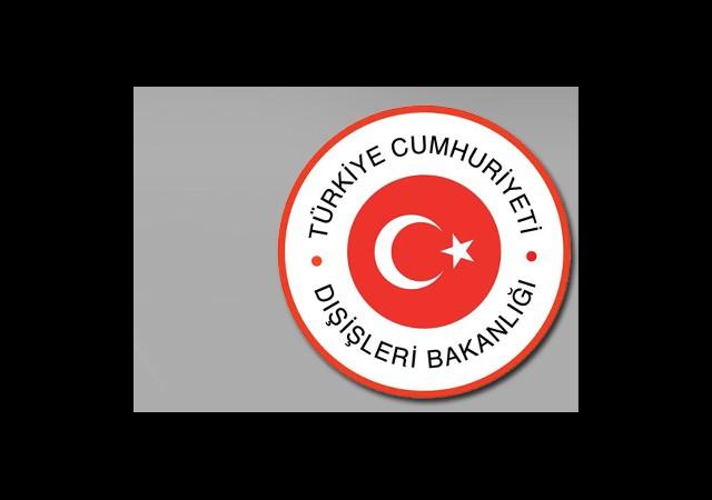Dışişleri'nden Ankara'daki Saldırı Açıklaması