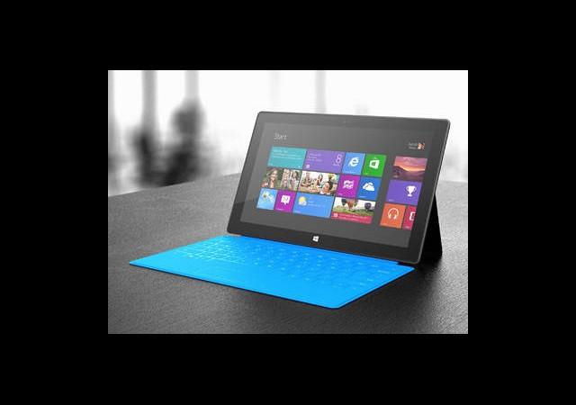 Microsoft Tablet Piyasasını Eline mi Geçirecek?