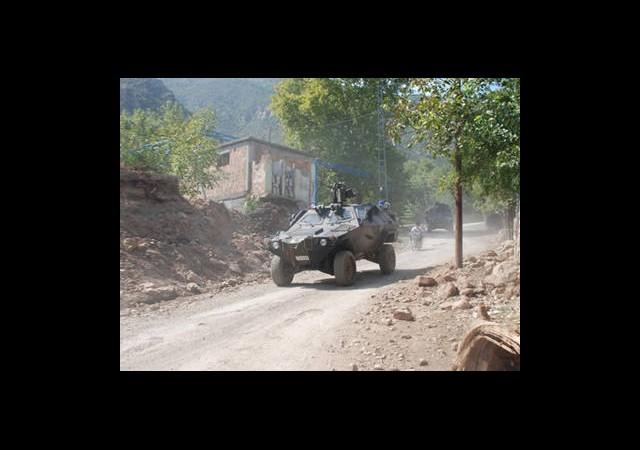 Amanos Dağları'nda Dev Operasyon