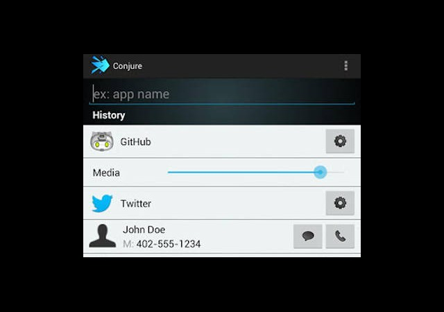 Günün Mobil Uygulaması: Conjure
