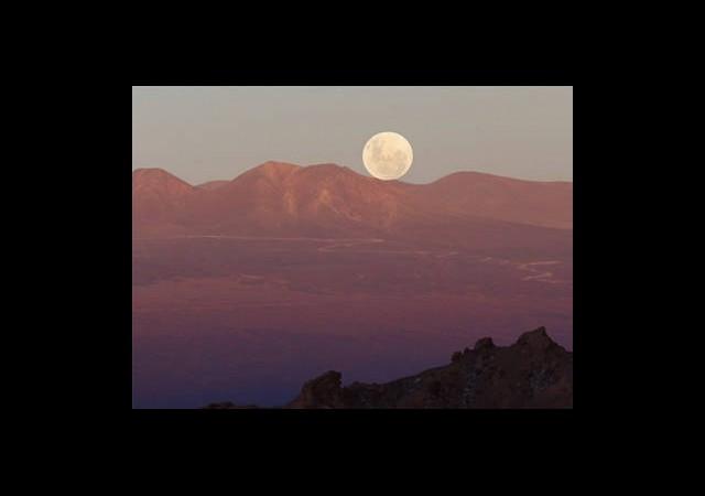 Gökyüzü Meraklılarına 'Ay'a Yolculuk' Daveti
