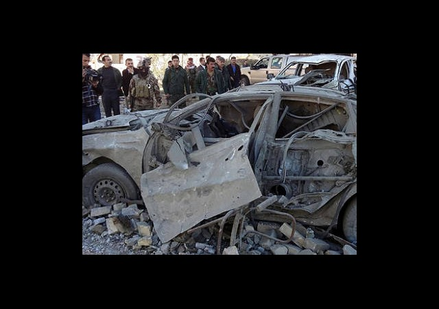 Irak'ta bombalı saldırı