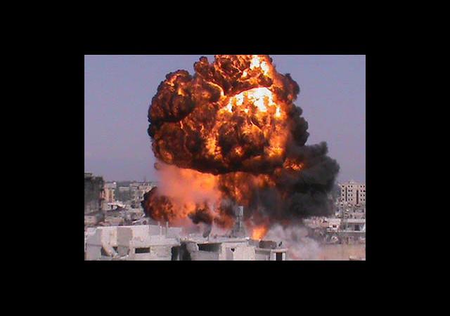 Şam Ve Halep'te Çatışmalar Yoğunlaştı