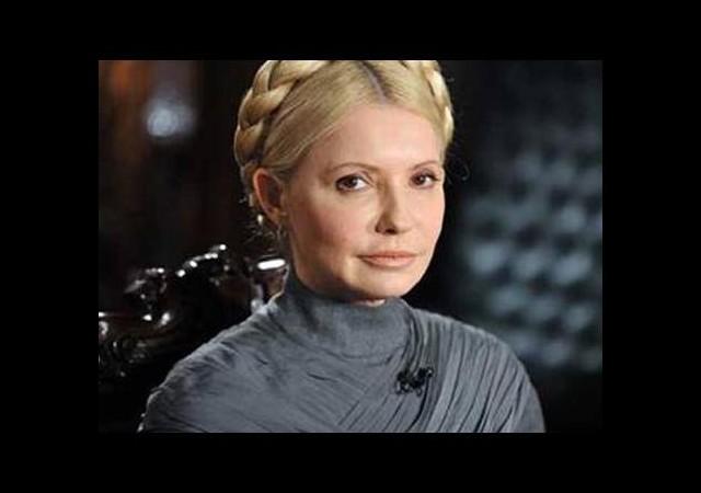 Yulia Timoşenko 3 yıl sonra serbest