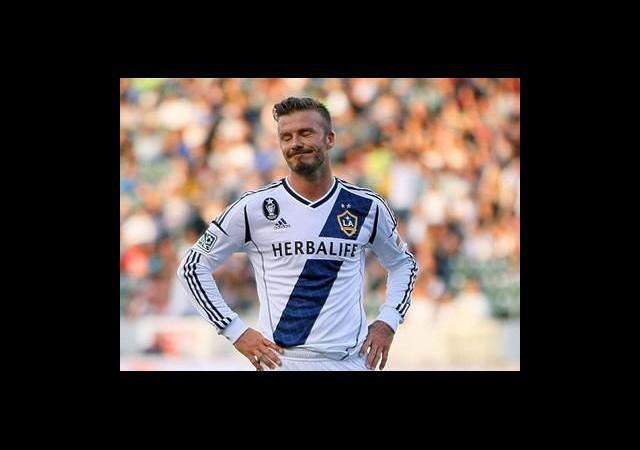 Beckham Son Maçına Çıkıyor