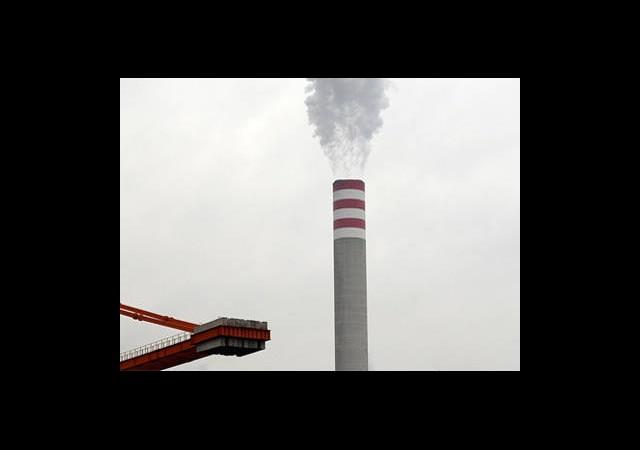 Zonguldak'ta Hava Kirliliği 'Alarm'' Veriyor