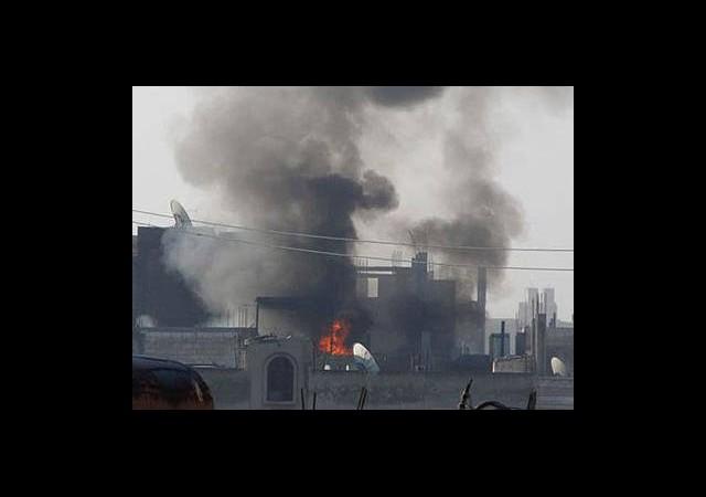 Suriye'de Ateş Sönmüyor