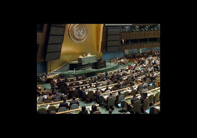 BM'de Suriye Konulu Acil Oturum