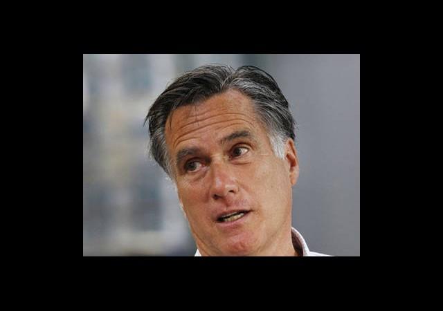 Romney'e Protesto