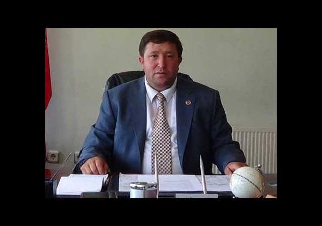 O belediye başkanı Erdoğan için istifa etti