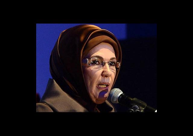 Emine Erdoğan'dan ''Birlik'' Mesajı