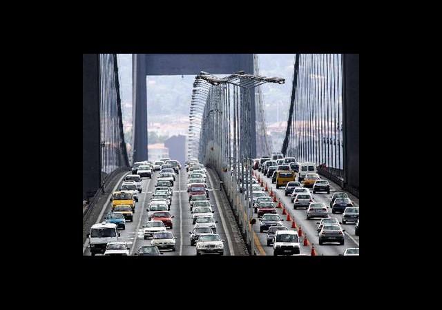 Trafikte Küfreden Yandı